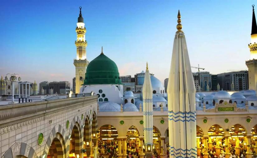 Umre Medine Ziyaret Yerleri
