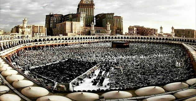 Kabe Arabistan'ın Hangi Şehrindedir?