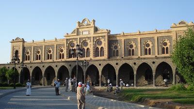 Medine'de Görülebilecek Yerler – Tren istasyonu ve Amberiye Mescidi