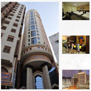 Azka Al Safa hotel luks umre oteli